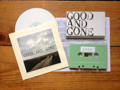 CD + Limited Edition Cassette (& Download) main photo