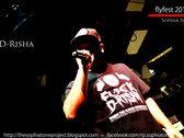 The Official Fuck D-Risha T-Shirt photo