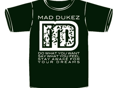 Mad Dukez T-Shirt (Black) main photo