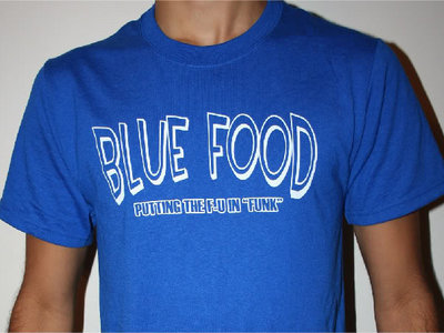 "Royal Blue ""F-U in Funk"" Tee main photo"