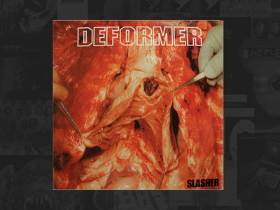 "DEFORMER - Slasher (12"") main photo"
