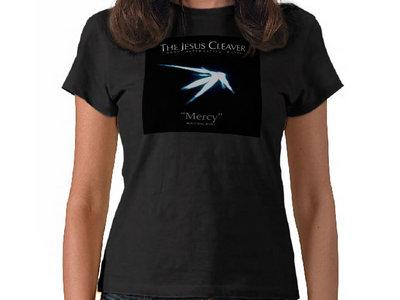 Ladies Petite T-Shirt (Black) (Mercy) main photo