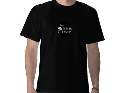 Men's Basic T-Shirt (Black) (Tea Cup Logo) main photo