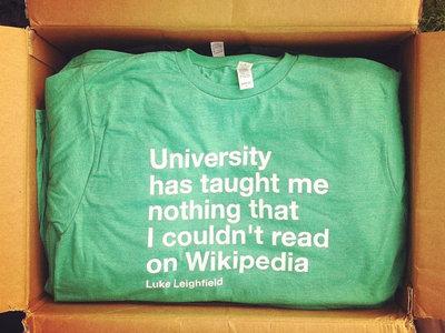 University T-shirt main photo