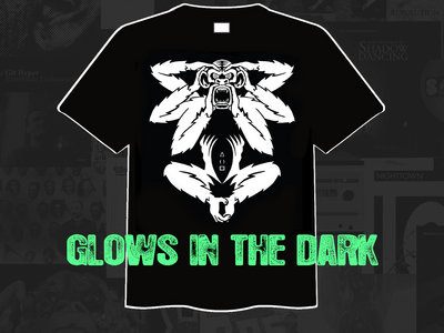 DEFORMER limited edition T-Shirt (glow in the dark) main photo