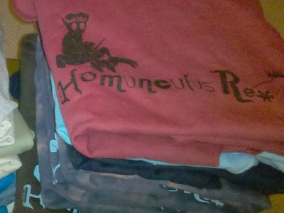 'Homunculi-for-the-Other-Guy' Homunculus Rex T-Shirt main photo