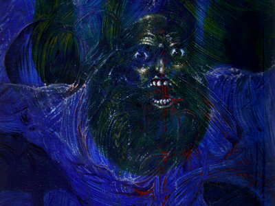 Magog Agog acrylic painting by P. Emerson Williams main photo