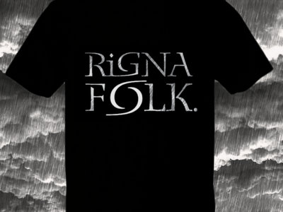 RiGNA FOLK Tshirt classic main photo