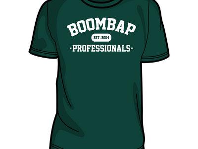 BBP Varsity T-shirt (Forest Green) main photo