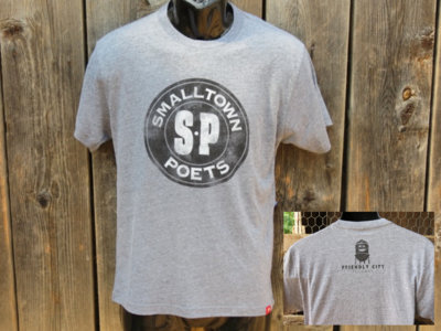 Smalltown Poets Logo Shirt main photo