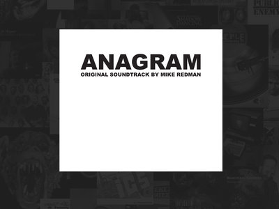 ANAGRAM - Original Soundtrack (CD) main photo