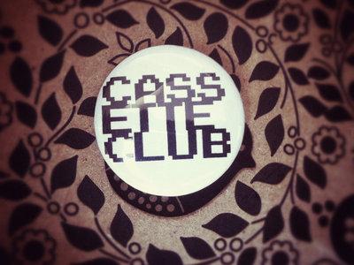 Official Cassette Club Mini Pin Badge main photo