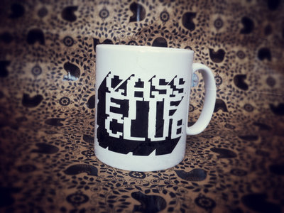 Cassette Club Mug (White Logo) main photo
