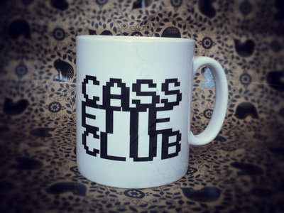 Cassette Club Mug (Black Logo) main photo