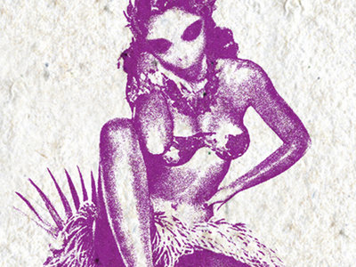 Universe Mahalo Volume #1 - Plantable Postcard main photo