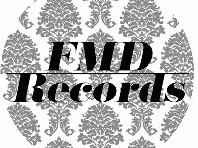 25mm FMD Records Badge main photo