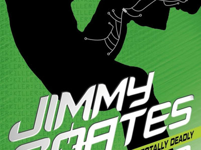 One signed 'Jimmy Coates' book (or 'Lifters', signed) and a free download of the album main photo