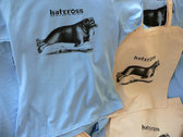 Walrus TShirt - Natural cotton & ecological ink photo