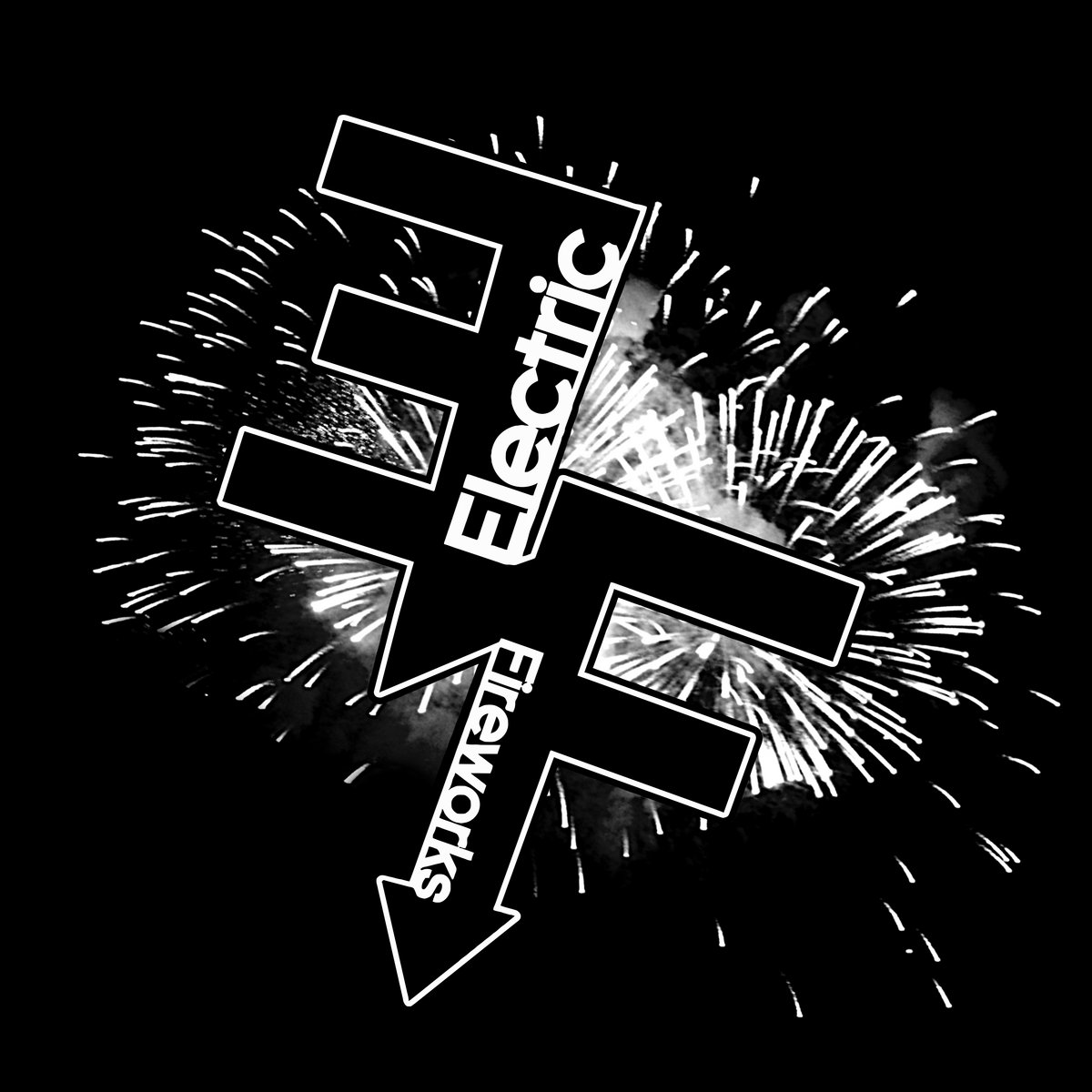 Electric Fireworks Logo T Shirt