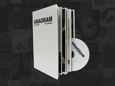 ANAGRAM limited edition (hardcover book/DVD) main photo