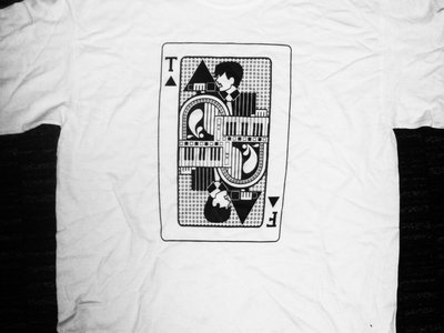 Brendan Playing Card T-Shirt main photo