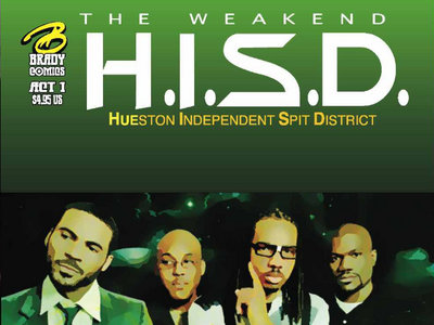 "HISD: ""The Weakend"" Comic Book main photo"