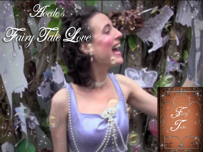 """MUSIC VIDEO-DIGITAL DOWNLOAD of Aoede's First Single """"Fairy Tale Love"""" main photo"""