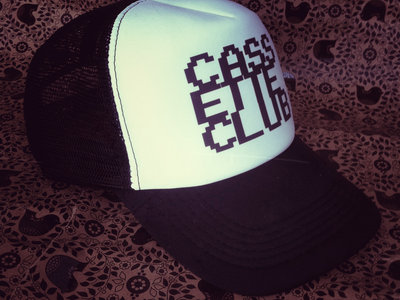 Cassette Club Trucker Hat main photo