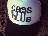 Cassette Club Trucker Hat photo