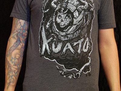 Kuato Spaceskull T-Shirt - Grey main photo
