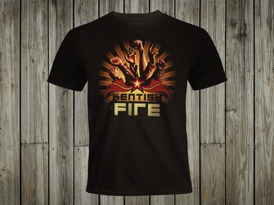 Kentish Fire OFFICIAL T-Shirt main photo