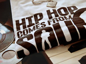 Hip Hop Comes From Soul Shirt! photo