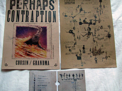 Gatefold CD, Limited Edition A3 Posters, Download & Sticker Package main photo