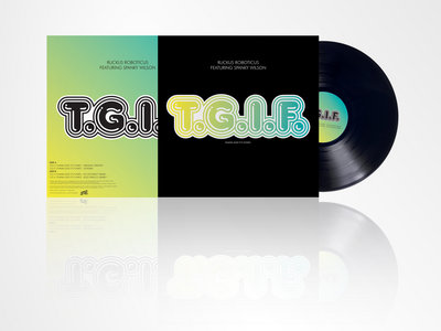 "T.G.I.F. (Thank God It's Funky) Vinyl 12"" main photo"