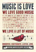 Music is Love image