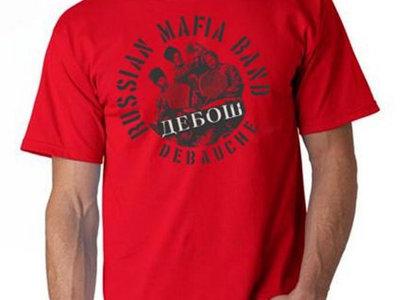 Cossaks Red T-Shirt main photo
