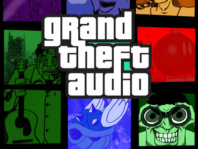 Grand Theft Audio - CD/DVD Collection main photo