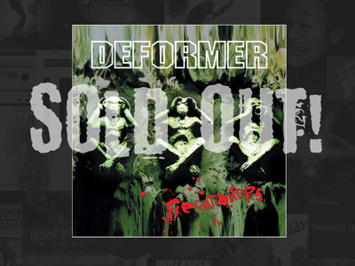DEFORMER - Fxecutioners (CD) main photo