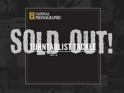 "NATIONAL PHONOGRAPHIC - Turntablist Tackle (12"") main photo"