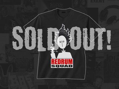 REDRUM SQUAD - T-shirt (Black) main photo