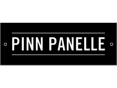 PINN PANELLE Logo Sticker main photo