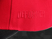 DEFORMER - Snapback (red) photo