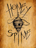 Honey Spine image
