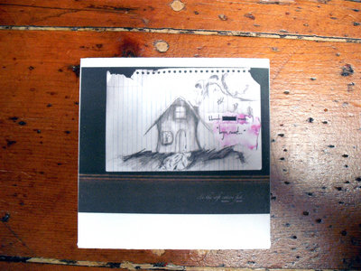 "AMOK031cd - b.burroughs - ""bayis, sweet..."" CD main photo"
