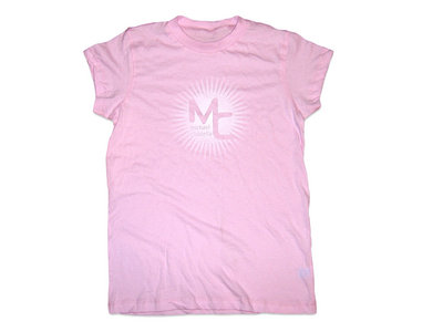 Women's T-Shirt (Pink) main photo