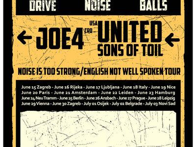 Tour Poster: Europe 2011 main photo