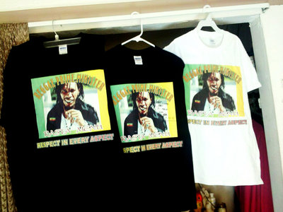 Reggae Prime Minister T-Shirt main photo
