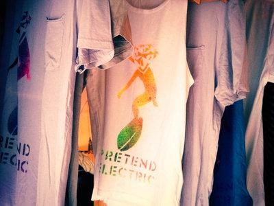 Pretend Electric T-Shirt main photo