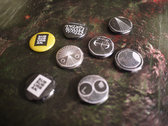 2 X Button pack photo