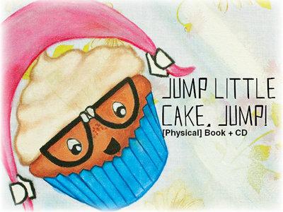 Jump Little Cake, Jump! Book + CD [Physical] main photo